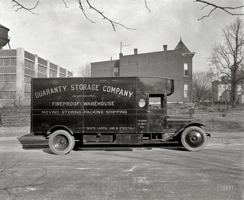 Guaranty Storage: 1928