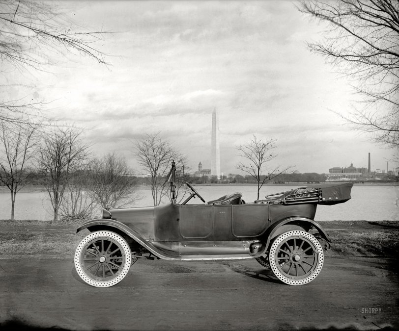 Holey Rollers: 1920