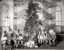 A Captive Christmas: 1919