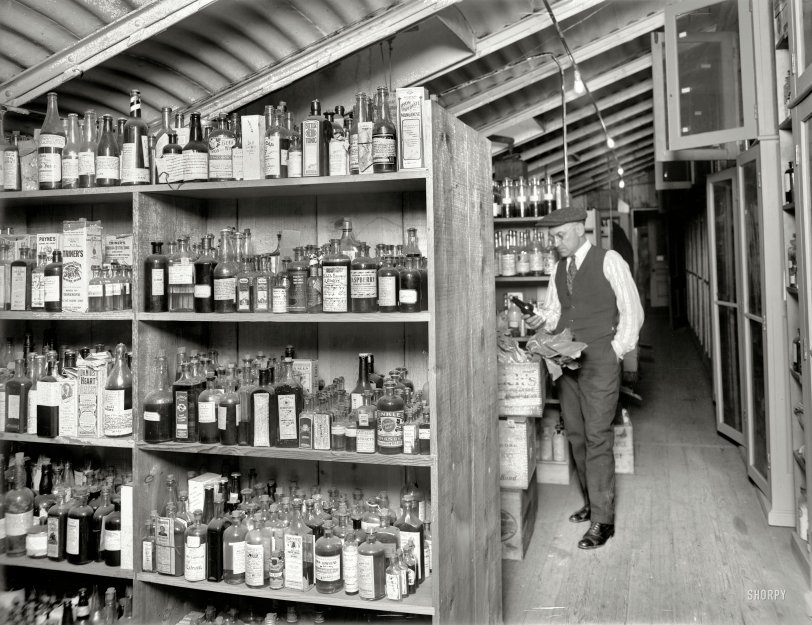 Ninety-Nine Bottles: 1920