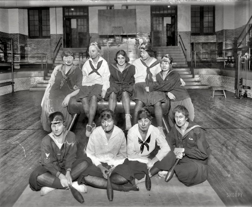 Wonder Women: 1919