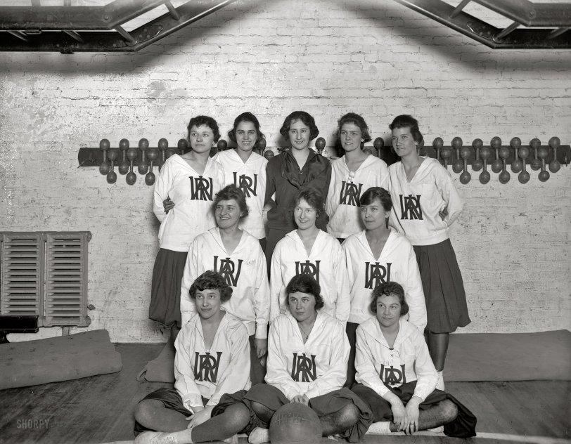 War Risk Basketball: 1919