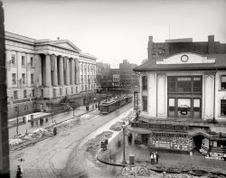 Ninth and G: 1919