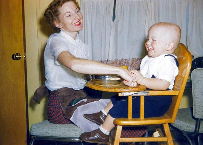 Mom and Me: 1956