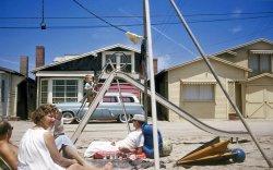 Seal Beach: 1958
