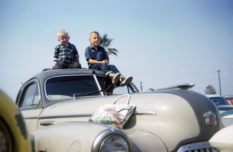 Boys on a Buick: 1960