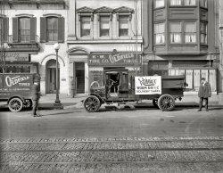 Worm Drive: 1919