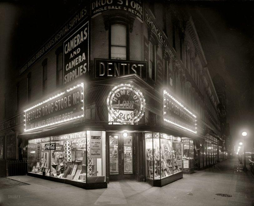 Pharm Noir: 1921