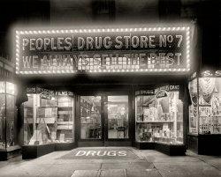 People's Drug No. 7: 1920