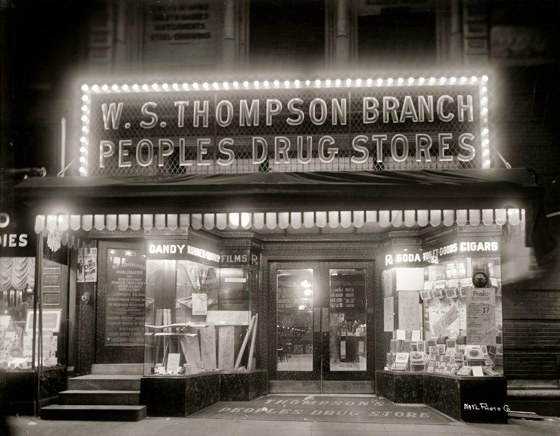 Bright Lights, Big City: 1920