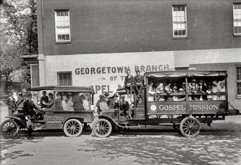 Glad Tidings: 1920