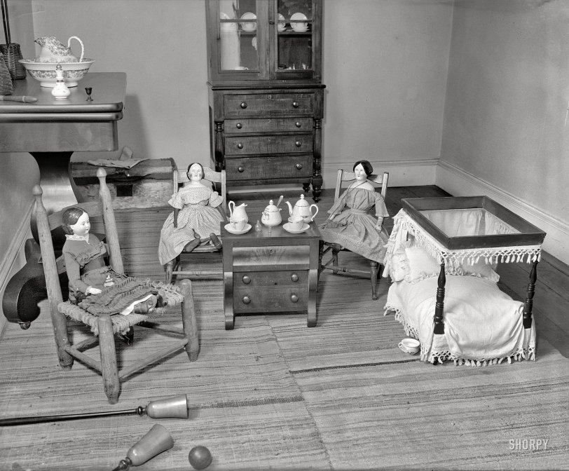 The Tea Party: 1938