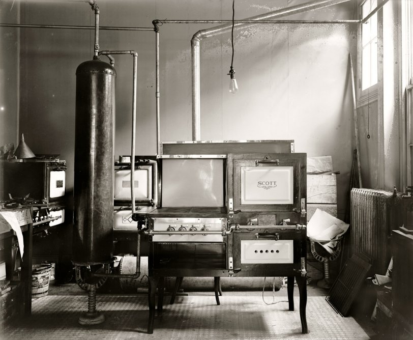 Heavy Metal: 1920