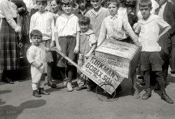 A Fast Crowd: 1919