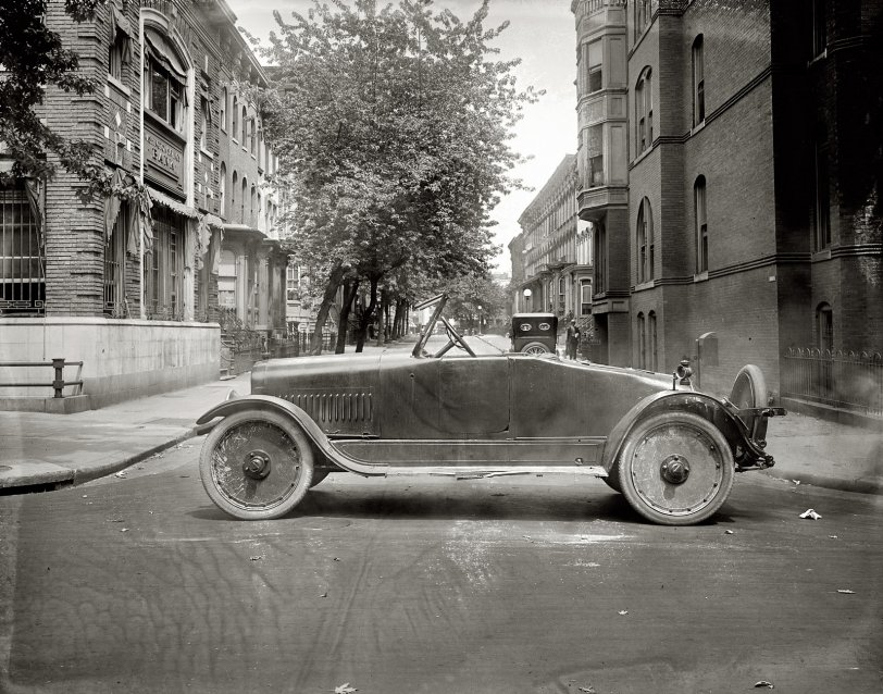 Hot Wheels: 1920