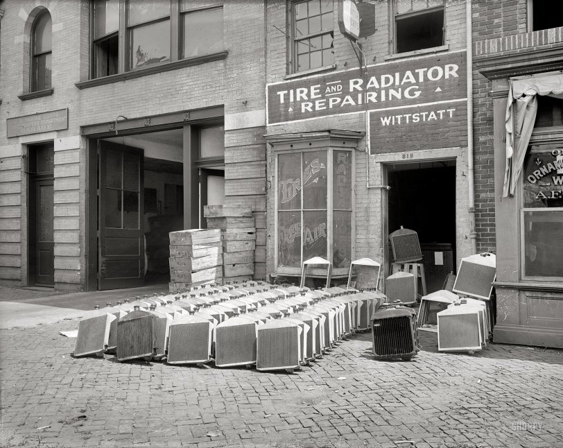 Radiators R Us: 1920