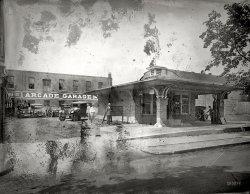 Arcade Garage: 1920