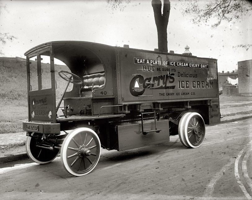 Ice Cream Every Day: 1920