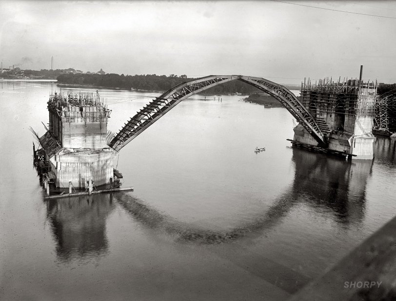 Key Bridge: 1920