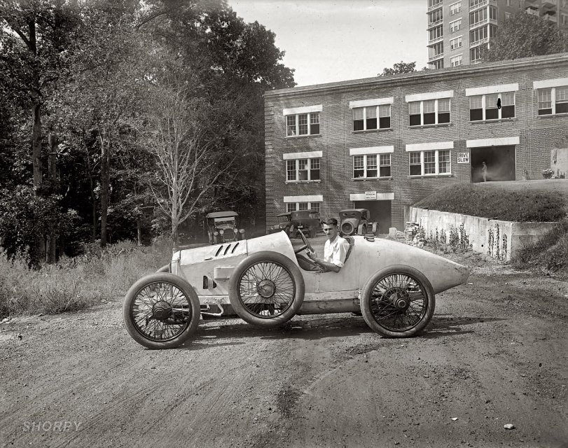 Speed Racer: 1920