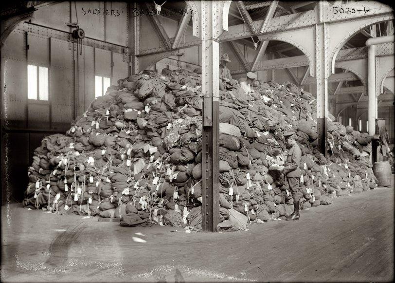 Unclaimed Baggage: 1919