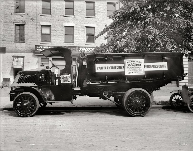 Star Vehicle: 1920