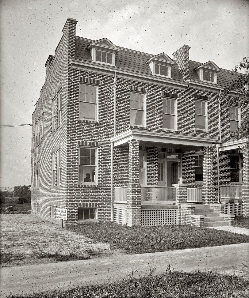 953 Shepherd Street: 1920