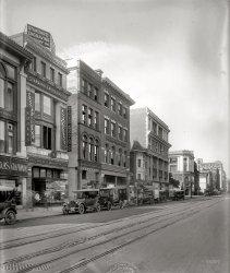 G Street: 1920