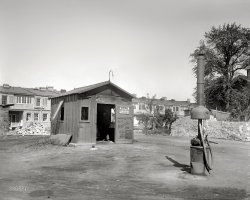 The Gas Shack: 1920