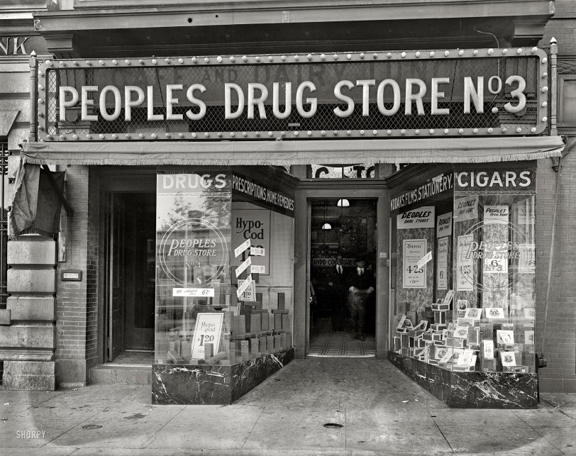 Peoples Drug No. 3: 1920