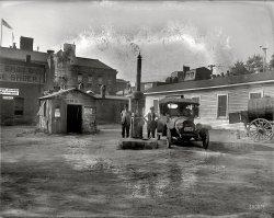 Gas Shack: 1920