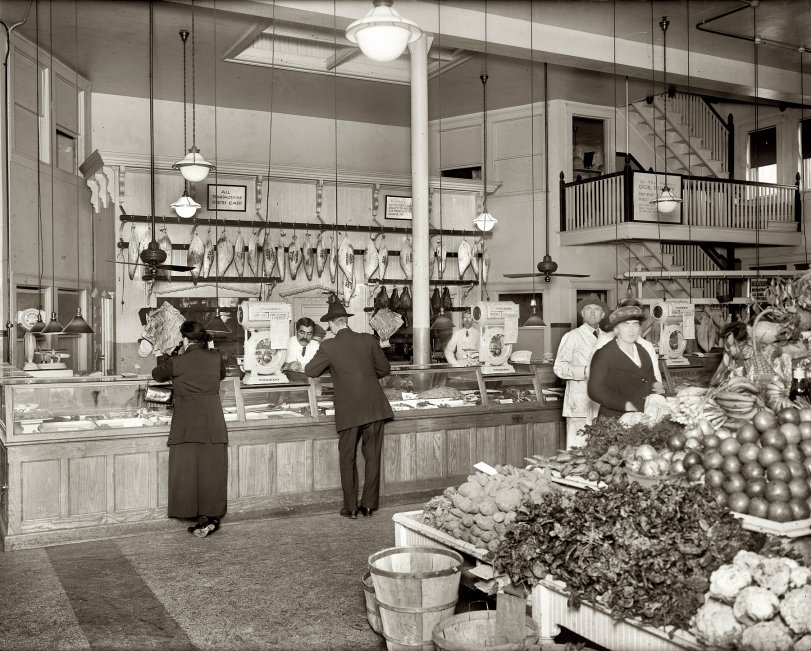 Attention Shoppers: 1920