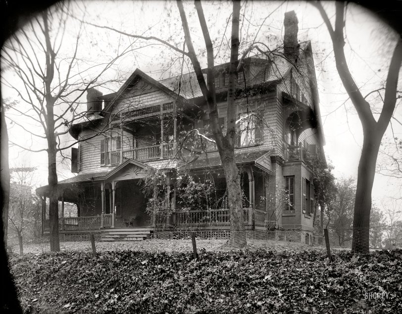 Dark Shadows: 1920