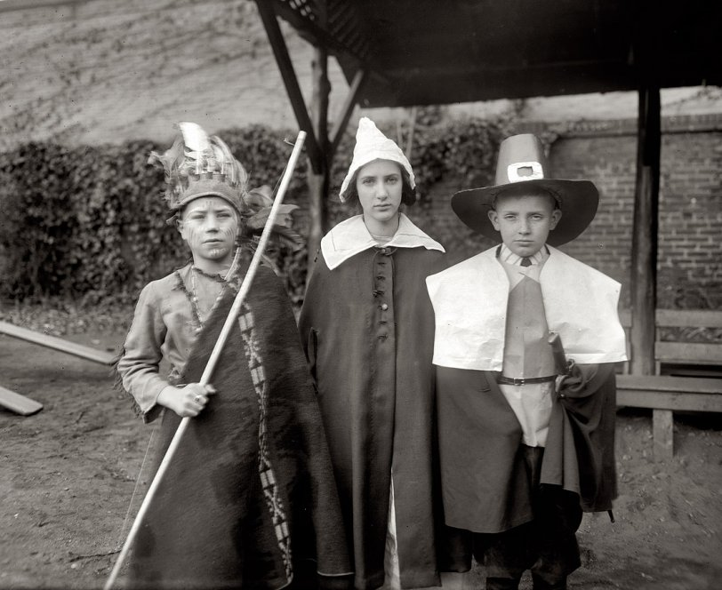 Pilgrim Day: 1920