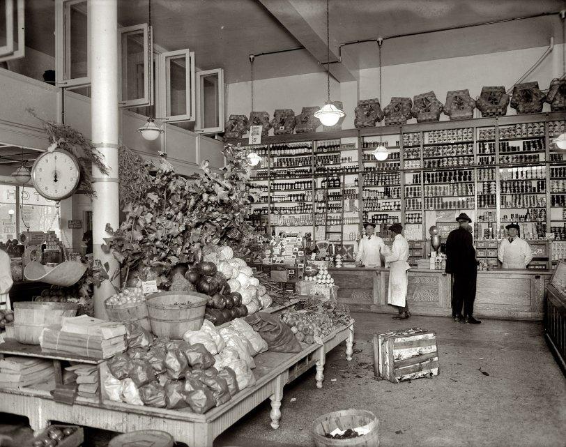 Old Dutch Market: 1920