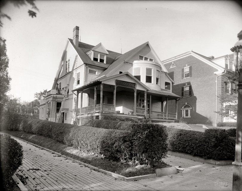 Wyoming Avenue: 1920