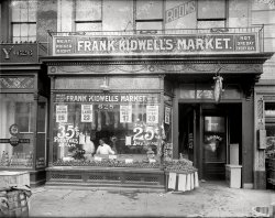 Meat Market: 1920
