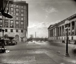 Fifteenth and F: 1921