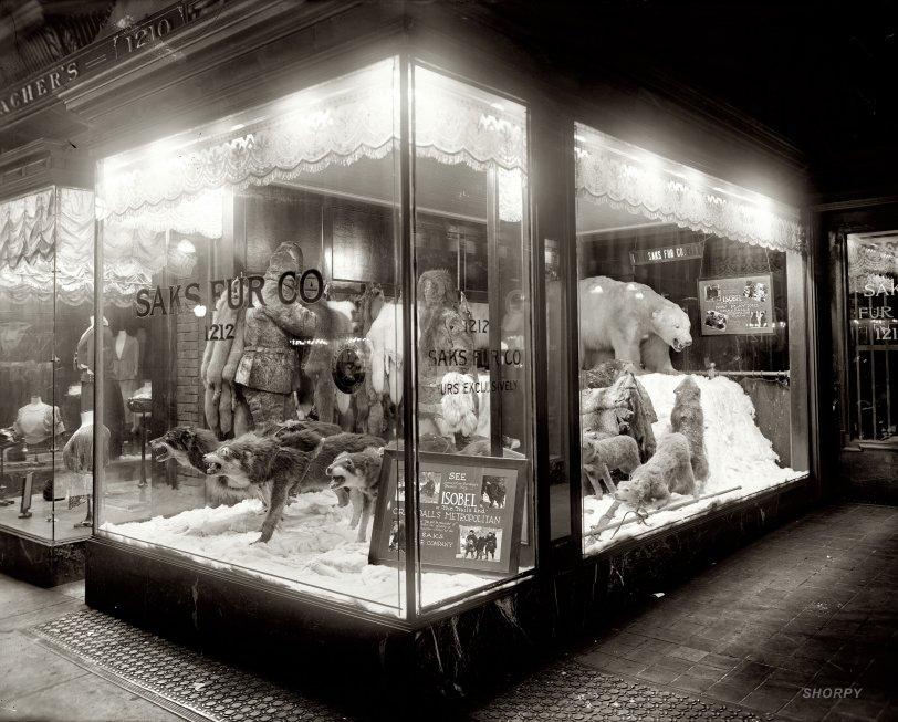Saks Fur: 1920