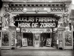 Mark of Zorro: 1921