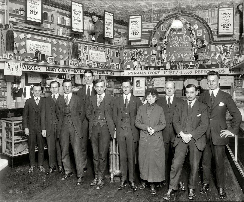 People's People: 1921