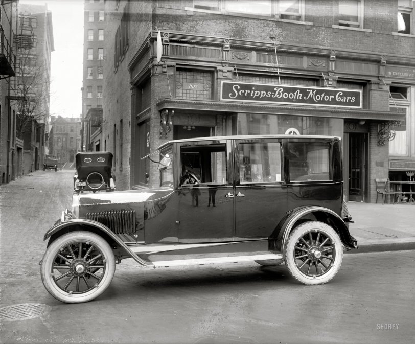 Scripps-Booth: 1921