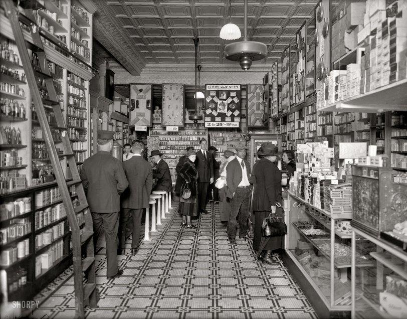 Little Shop of Rubber: 1920