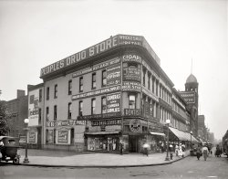 Trusses & Rubber Goods: 1921