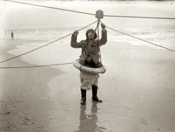 A Real Lifesaver: 1915