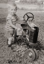 My Tractor: 1957
