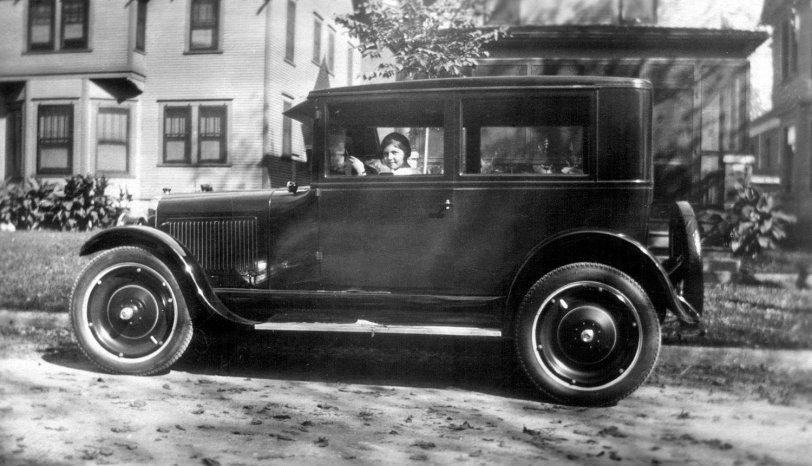 Oldsmobile: 1924
