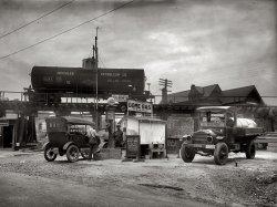 Dome Gas: 1921
