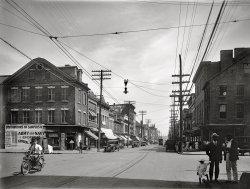 King Street: 1921