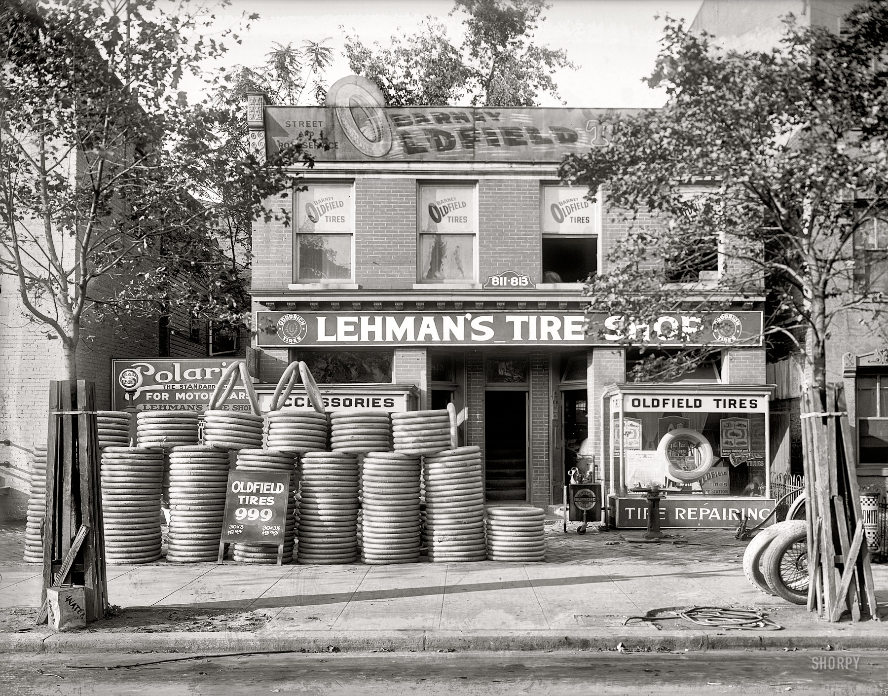 how to start a tire shop in ontario